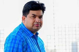 We Are Coming With Comic Version Of Othello – Producer Vikas Vashistha