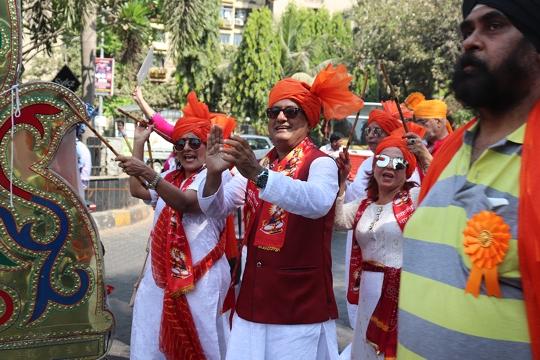 Gudi Padwa 2019 Celebrated By Vishwa Sindhi Seva Sangam Mumbai At Lokhandwal Andheri