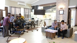 Sanjay Mishra And Vivan Shah Wrapped Last schedule Of Coat