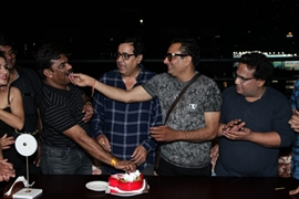 Birthday Celebration of Director S P Nimbawat by Rakesh Sabharwal