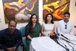 Aakriti Art Foundation Presents – Colours Of Spring 12 – A Group Exhibition By 20 Selected Artists From Across The Country