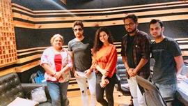 Romantic Song Recorded By Palak Muchhal & Avik Chatterjee For Rakesh Sawant's Hindi Film Kashmir Dhara 370