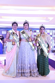 Grand Finale of National Pageant Mrs India I am Powerful 2019 In Mumbai