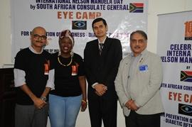 Mandela International Day Celebrated To Provide Vision