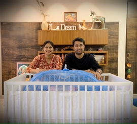 Cricketer Pragyan Becomes Father Prepares For Naming Ceremony