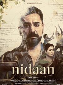 First Look Poster Out  Nidaan Starring Gireesh Sahdev And Krunali Madke