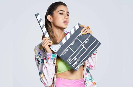 Sara Ali Khan Writes A Shayari To Persuade Fans To Help Raise Funds For HIV Affected Children Through Fankind