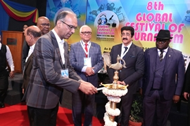 Great Grand Opening of 8th Global Festival of Journalism Noida