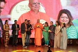 Top 50 Indian Icon Awards one of the most Prestigious Award was held on 14th February 2020