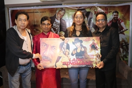 The Bhojpuri film Lady Singham is inspired by real life's heroine Lady Cop – Dilip Gulati