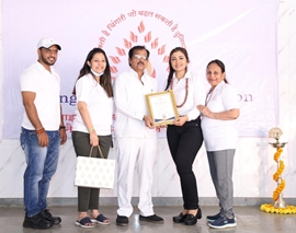 Chingari Shakti Foundation – Making A Difference In Life Of Our Daughters