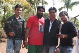 Holi Song of VR Music making a splash on social media directed by journalist Rock Star Akhilesh Singh