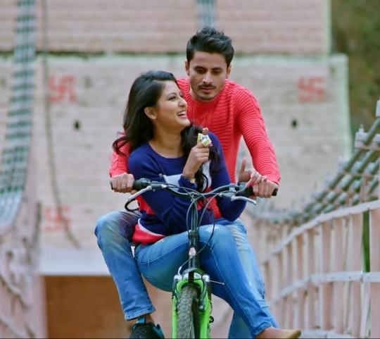 Actor Man Singh And Priyanka Upcoming Film Intezaar Koi Aane Ko Hai  Is Ready For Release After Theatre Opening VEBBI Will Release On Leading OTT Platform