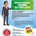 Aries AIMRI conducts online Zoom course on Internal Auditors Training ISO 45001:2018