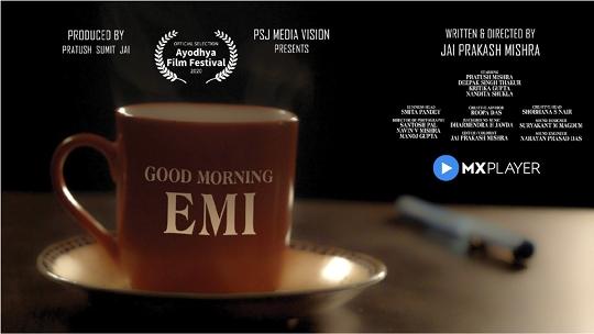 GOOD MORNING EMI SHORT FILM REVIEW