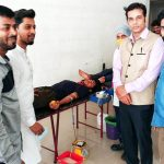 NCP and Hajara Foundation Trust successfully organised a blood donation camp in Mumbai