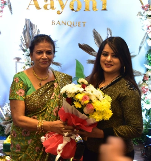 Grand Opening of Aayoni Banquet By Bollyood Stars And  Top Politician