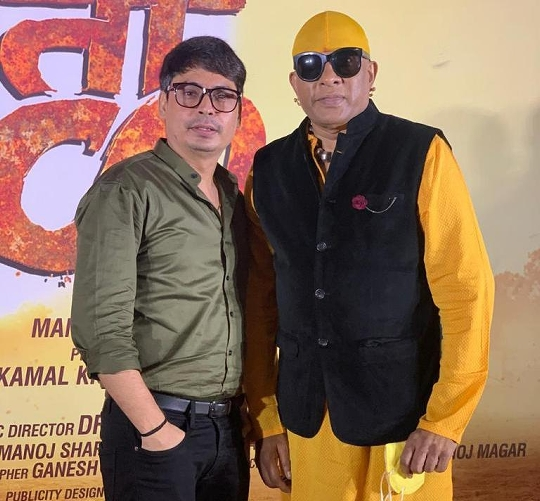 Sonu Kuntal Who Performed Ekta Kapoor's Show As An EP  Laid The Foundation For Mahadevi Motion Pictures