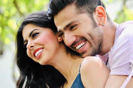 *Music Launch of Dr. Reena Mehta's Music Video 'Bechainiyan' * featuring Romil Choudhary with Aishani Mehta.