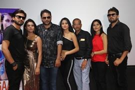 Hindi film Belagaam Trailer Launched In Mumbai A Film By Producer Director D P Singh(Dev)