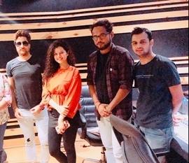 Sahil Multy Khan Indian Bollywood Music Composer Renders Music For Rakesh Sawant's  Kashmir Dhara 370