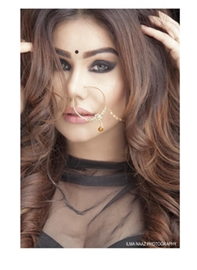 Kangana Sharma Actress Playing A Sex Worker In Ullu App's Series Mona Home Delivery