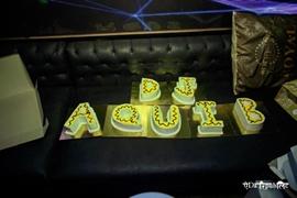 BLOW OUT THE CANDLES – BIRTHDAY BASH OF AQUIB KHAN Partner at Jhatka & Yeda Republic Juhu