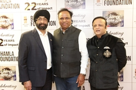 Bhamla Foundation Celebrated The Massive Success Of Their Beat Air Pollution  Campaign Song Hawa Aane De And 22nd Anniversary Of Bhamla Foundation
