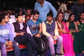 Sanjay Bhushan Patiyala Honoured With Best PRO Award At The Bhojpuri Cinema Screen And  Stage Awards 2019