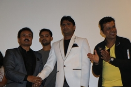 Trailer And Music Launch Of Producer Vinod Kumar's Film Love In College