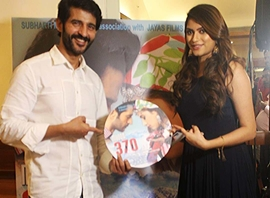 Music & Trailer Launch of Rakesh Sawant's Coming Film  MUDDA 370 With Celebrities Media Cast & Crew Of The Film