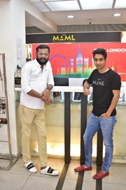 The Coolest Smart Brand Of The Millennials – MAML Brought To You By SURESH GANESHA And ASHOK GANGJI