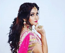 South Actress Angelina Bharwa will debut in Bhojpuri with film Khandak