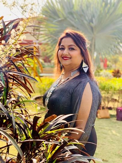 Archana Tendulkar Actress   Social Activist Winner Of IAWA Women's Achievers Award SDP