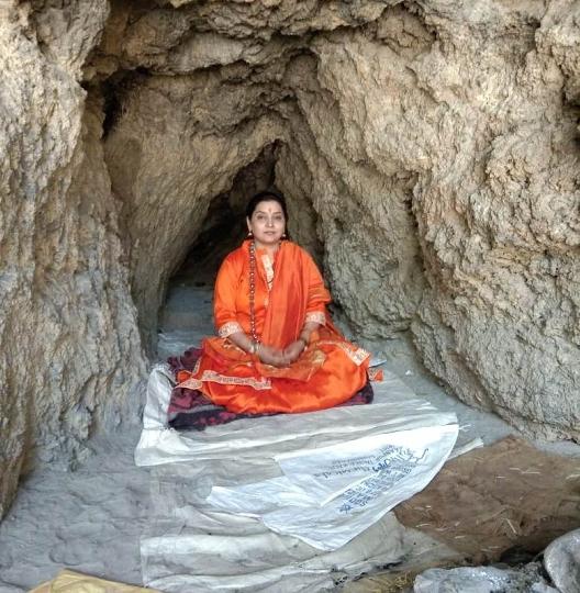 Mahamandaleshwar Devi Maa Shivangi Nand Giri Conferred With Swami Vivekananda National Culture Award