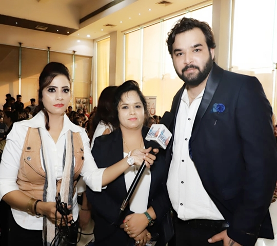 Mridu Bala A Welknown Fashion Designer & Fashion Show Organizer